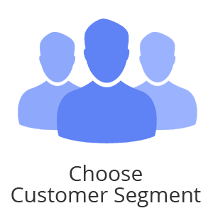 choose customer segment